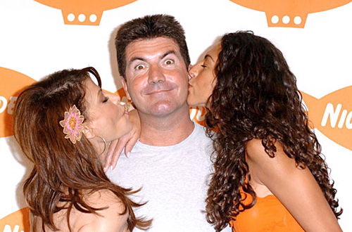 UNTOUCHABLE SIMON COWELL